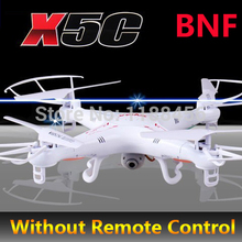 (In Stock) 100% Original SYMA X5C X5C-1 BNF (without remote control and battery ) Only X5C Quadcopter Body Free shipping