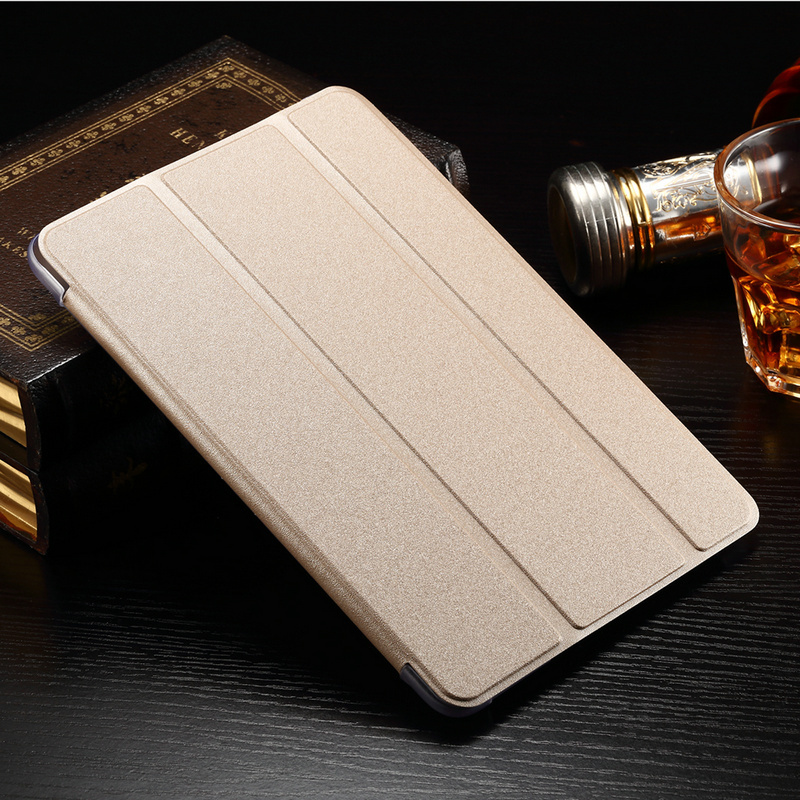 Гаджет  For Samsung Galaxy Tab A 9.7 T550 Golden Sands Beach Texture Tablet Case with Tri Fold Folio Stand Magnetic Flip Cover Case None Компьютер & сеть