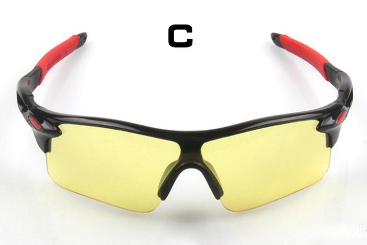 Free Shipping Men Cycling Glasses Outdoor Sports Windproof Eyewear