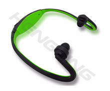 Portable Wireless Headphones Sport MP3 Player Earphones Headset Support Micro with SD/TF Card or Gym Running(China (Mainland))