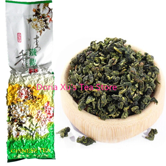 250g total Oolong Tea Anxi Tie Guan Yin Chinese tea Green tea tieguanyin Tieguanyin Tikuanyin the tea wu-long(China (Mainland))