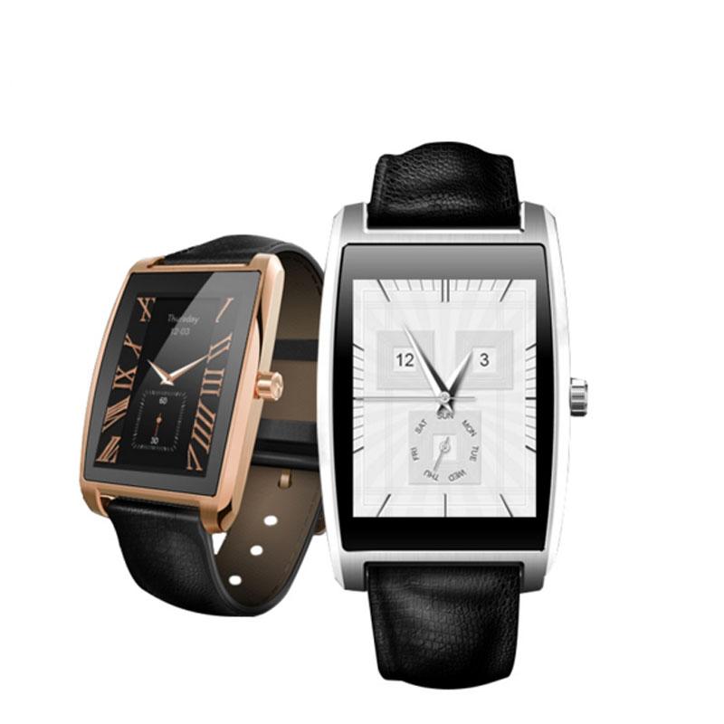 2016 Нью защиты IP65 Водонепроницаемый Bluetooth Смарт-часы стали пульса смартфон Mate называют музыку напоминание Anti-потерянный для андроида iOS