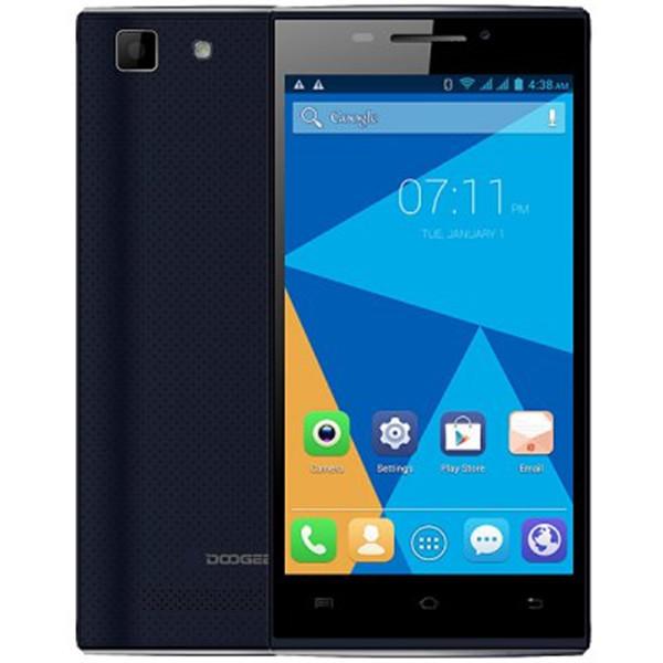 Original DOOGEE TURBO mini F1 MTK6732 Quad Core 64 bit 4.5 inch Android 4.4 4G  FDD LTE  Smartphone Dual SIM card mobile phones(China (Mainland))
