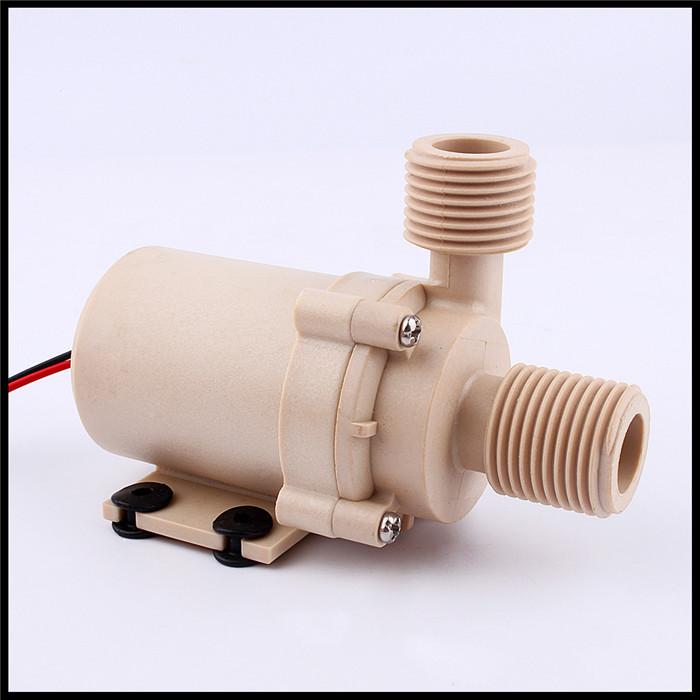 Solar DC 24V / 12V Water Circulation DC Pump Brushless Motor Water Pump(China (Mainland))