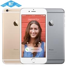 Разблокирована оригинальный мобильный телефон Apple , iPhone 6 новое плюс 4.7 и 5.5 экран 8MP 2 г 3 г 4 г iOS 8 двухъядерный 1.4 ГГц бесплатная доставка(China (Mainland))