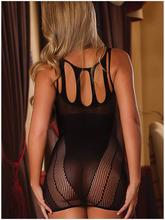 Erotic Lingerie Fishnet Body