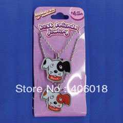 High quality and fast delivery rubber dog tag necklace --- DH4087(China (Mainland))