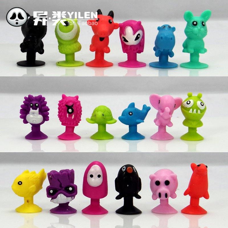 Гаджет  10pcs/lot Action Figures baby Toy Ickee Stikeez aus dem Weltall Mini Capsule Classic Action Toys For Kids Gift in random Styles None Игрушки и Хобби