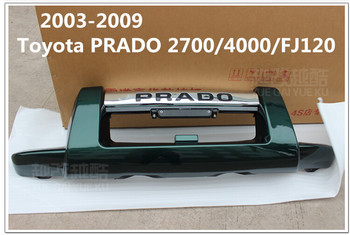 Front BUMPER GUARD ISO9001 High Quality Auto BUMPER Plate For Toyota LAND CRUISER PRADO FJ120 2003.2004.2005.2006.2007.2008.2009