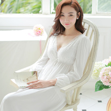 Summer Sexy Nightgown Long