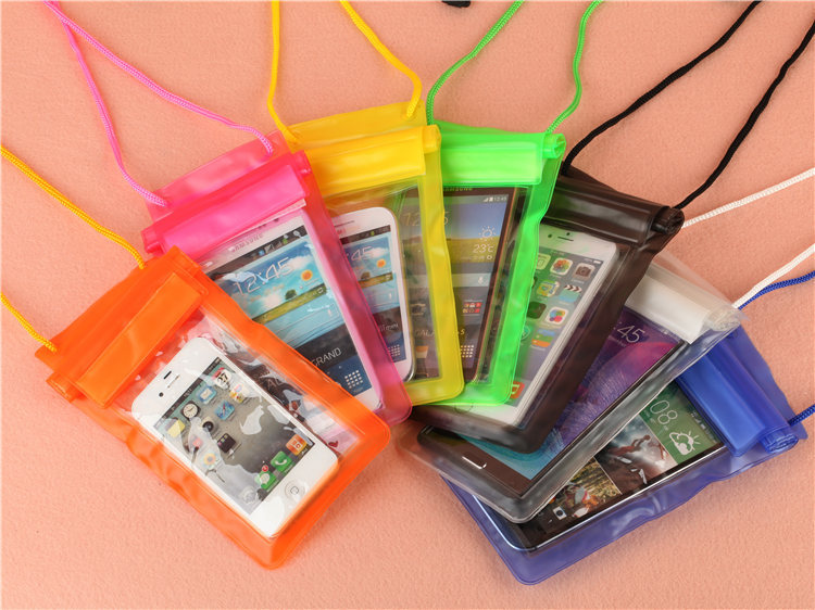 whole sale beach waterproof mobilel phone case for iphone for htc for nokia(China (Mainland))