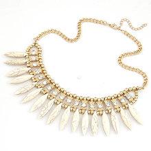 2015 New Bohemian Collier Femme Statement Necklaces Pendants Jewelry for Women Maxi Colar Femininos Mujer Bijoux