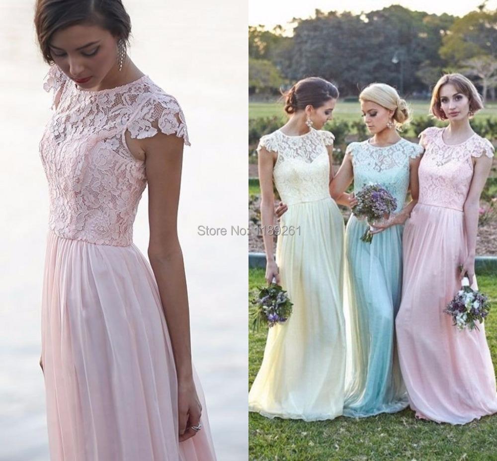 Купить Платье Вечернее Пастельных Тонов