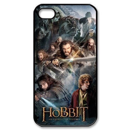 Free shipping The Hobbit An Unexpected Journey Movie Actor HARD cell phone Case Cover for 4 4S 5 5S 5G 5C(China (Mainland))