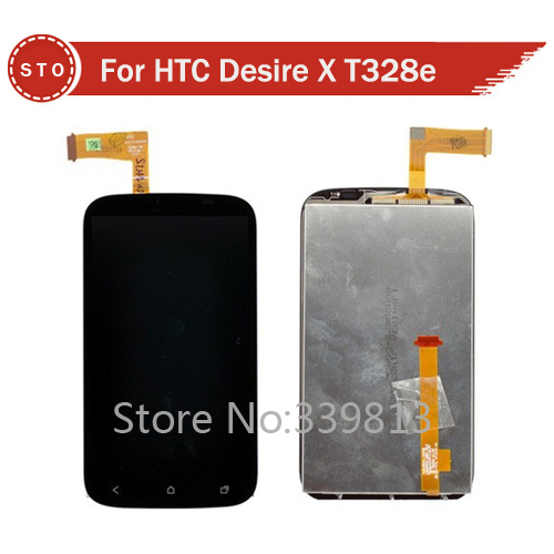 For HTC Desire X T328e LCD Screen with Touch Digitizer Assembly +Tools free shipping(China (Mainland))