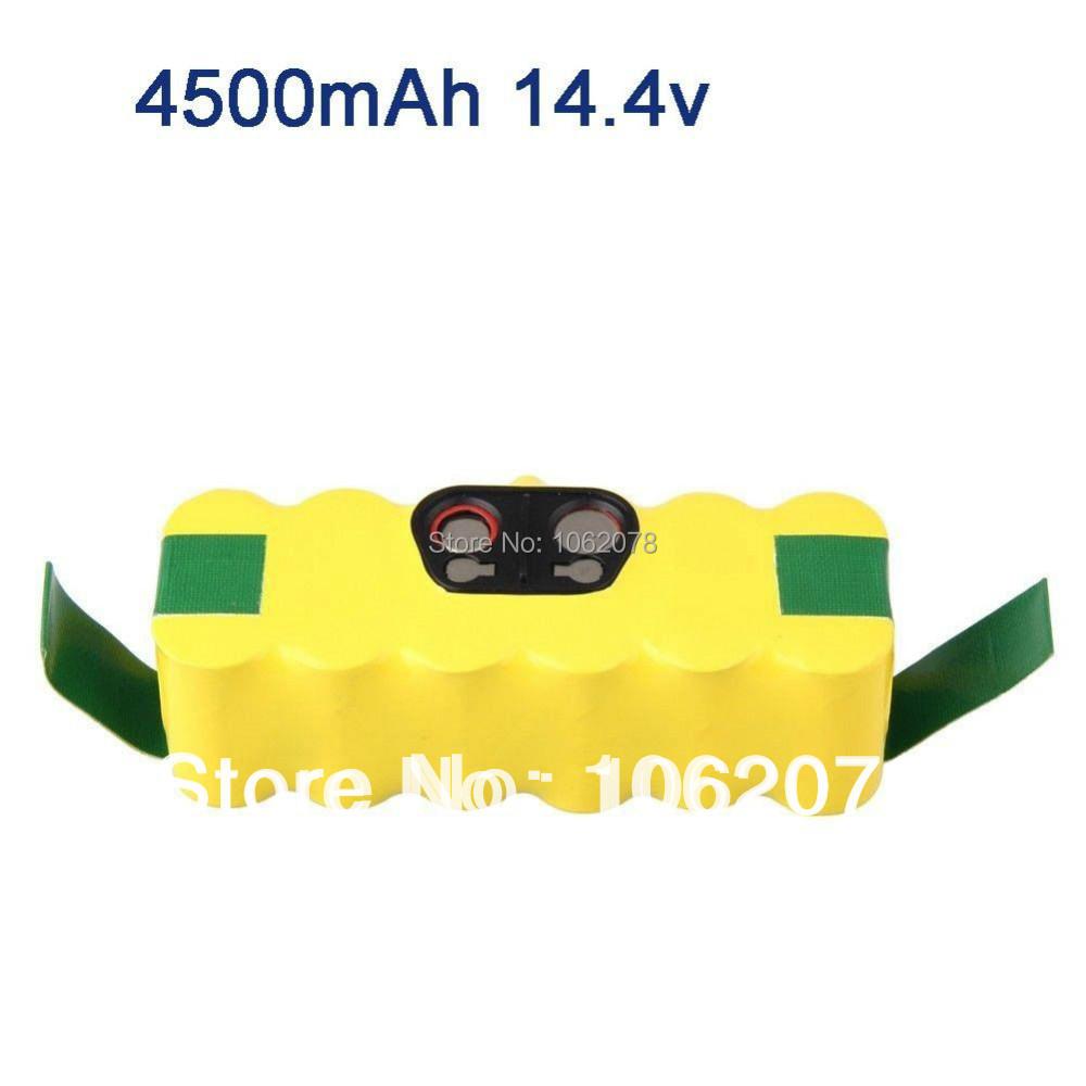 4500 mAh New Battery Pack iRobot 560 530 510 562 550 570 500 581 610 780 532 770 760 battery Robotics - colorbox store