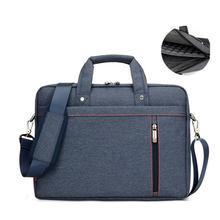 Buy Waterproof Laptop bag 17.3 17 15.6 15 14 13.3 13 12 inch Business Shoulder Handbag Messenger Men Women unisex Computer bag for $23.49 in AliExpress store