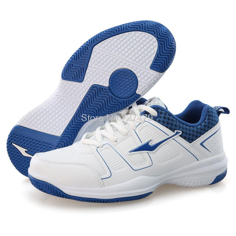 2015 Spring new men's lightweight table tennis shoes non slip damping tennis shoes breathable men shoe #B1439(China (Mainland))