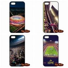 For Samsung Note 2 3 4 5 Galaxy S S2 S3 S4 S5 MINI S6 S7 edge Plus Barcelona Spain Estadio Camp Nou Phone Case Cover