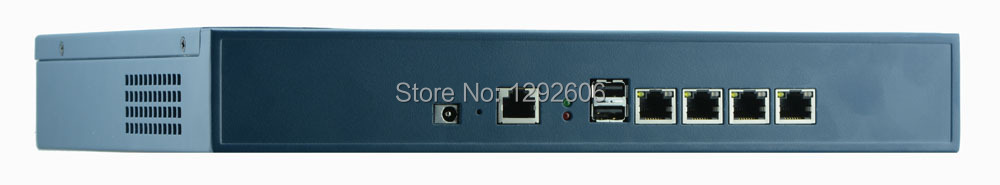 Hot-sell Firewall Router D2550 With 4 RJ45 Gigabit Lan(China (Mainland))