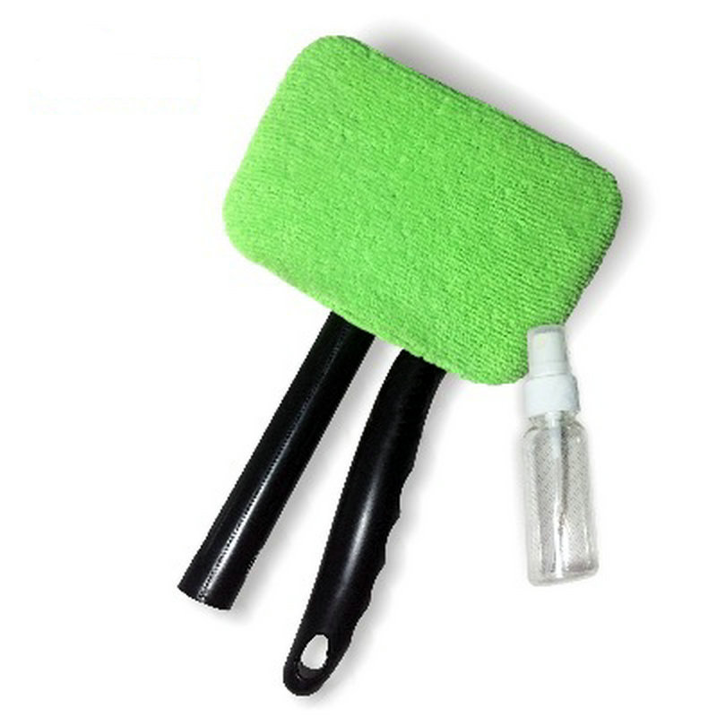 Buy Car Window Cleaning Microfiber Windshield Wonder Cleaning Tool Car Glass