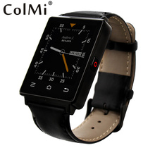 Buy ColMi VS106 Smartwatch Android 5.1 Heart Rate Tracker Clock MTK6580 1G RAM 8G ROM 450mAh Battery GPS WIFI Smart Watch for $89.59 in AliExpress store