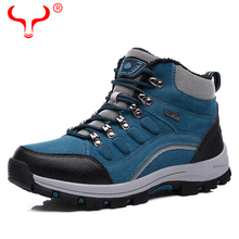 11 Colors Unisex Boots Lovers Shoes Men Boot Women Ankle Waterproof Spring Style Winter Shoe Rubber Sole Blue Brown Green Grey(China (Mainland))