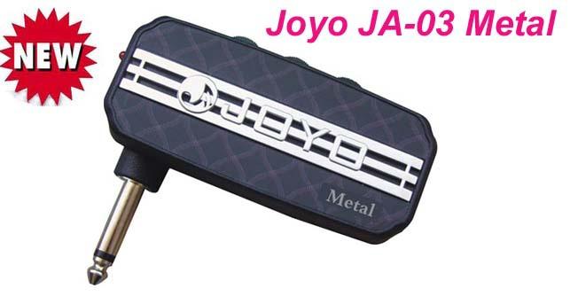 Joyo JA-03 Metal Sound Mini Guitar Amp Pocket Amplifier Micro Headphone(China (Mainland))