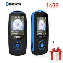 "Bluetooth mp3 player 16GB Sport RUIZU X06 1.8""Screen 100H Digital MP3 Music Player TF Video Players HIFI Stereo FM Radio walkman(China (Mainland))"