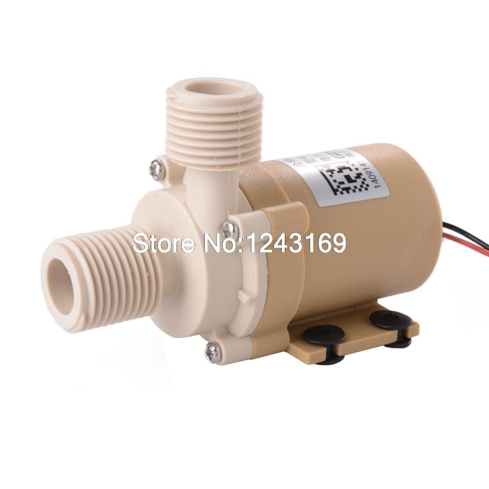 12V DC Solar Power Submersible Fountain Pond Brushless Water Pump 126Gph TE087-SZ(China (Mainland))
