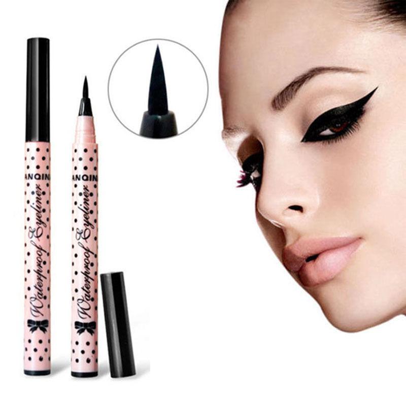 Гаджет  1 PCS Beauty Black Eyeliner Waterproof Liquid Eye Liner Pencil Make Up Cosmetic Cute None Красота и здоровье