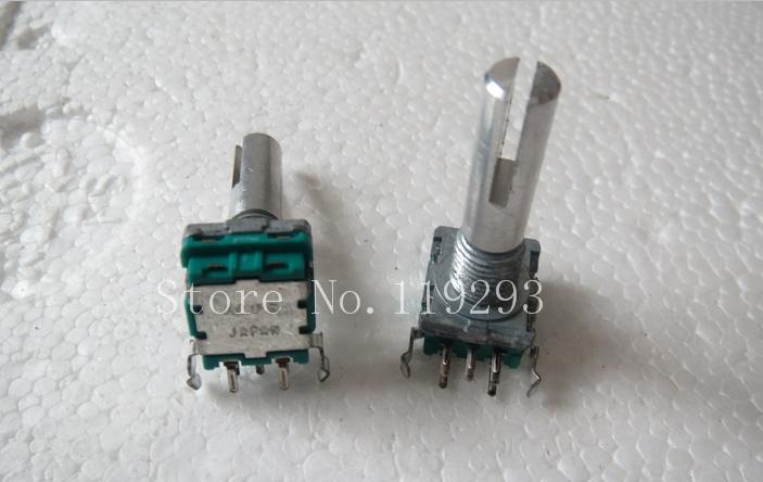 Здесь можно купить  [BELLA]Car audio potentiometer in Japan ALPS EC11 encoder with switch Horizontal 30 points--10PCS/LOT  Электротехническое оборудование и материалы