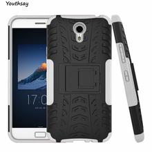 For Lenovo Zuk Z1 Case Heavy Duty Armor Case Shockproof Hybrid Rugged Rubber Silicone Hard Back Phone Cover for Zuk Z1 Z1221