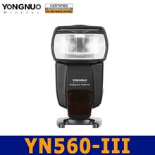 Buy YONGNUO 2.4G Wireless Flash Speedlight YN-560 III YN560 Canon Nikon Pentax Panasonic Olympus DSLR Cameras for $63.00 in AliExpress store