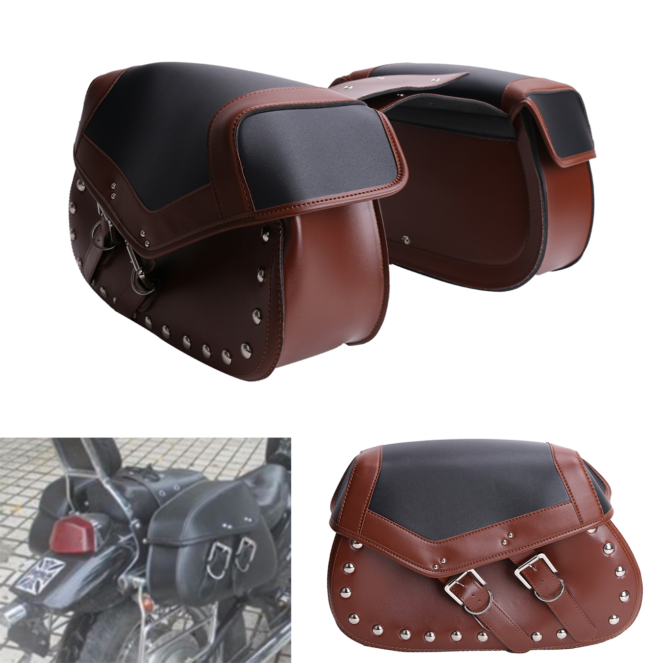 Vintage Saddle Bags 104