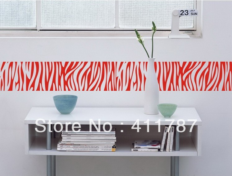 Decals Design Stripes Design Zebra Stripes Home