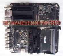 820-2366-A K88 BTR Mini A1283 Late 2009 MB463  Motherboard 2.0Ghz C2D 630-9376 661-4981 661-5291 820-2366,with heatsink(China (Mainland))