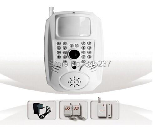 3G Video MMS Alarm with Camera & PIR ,3G Video Alarm System(China (Mainland))