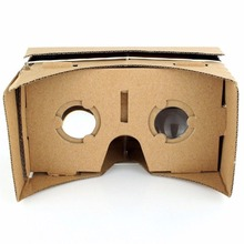 Buy Cardboard Virtual Reality 3D Glasses VR Video Film Android Phone DIY for $2.13 in AliExpress store