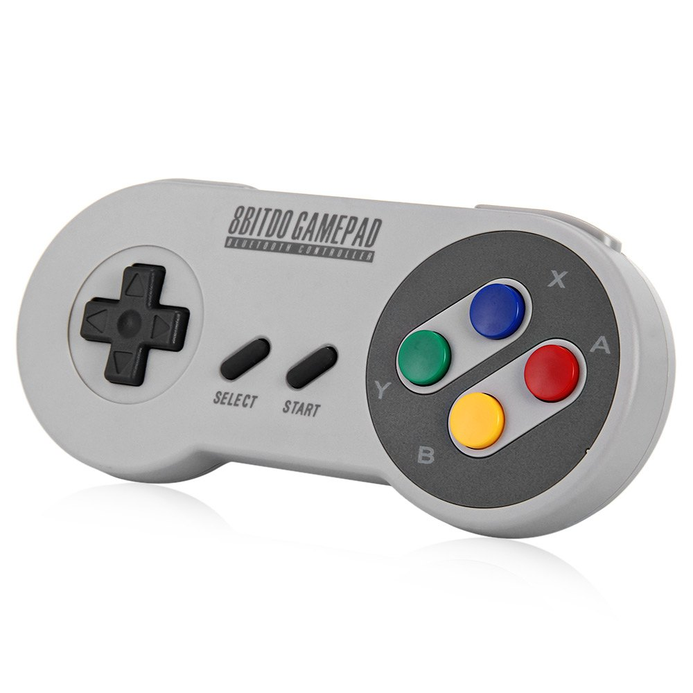 8Bitdo SFC30 Pro Wireless Bluetooth Game Controller Dual Classic Joystick for iOS Android Gamepad PC Mac Linux Support USB(China (Mainland))