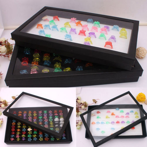 Jewelry Box For Rings Only Ring Pin Show Box Jewelry