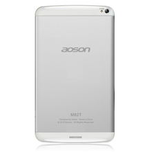 8 inch 3G WCDMA GSM Phone Call Original Aoson M82T Tablet PC Android Dual Camera MTK8283