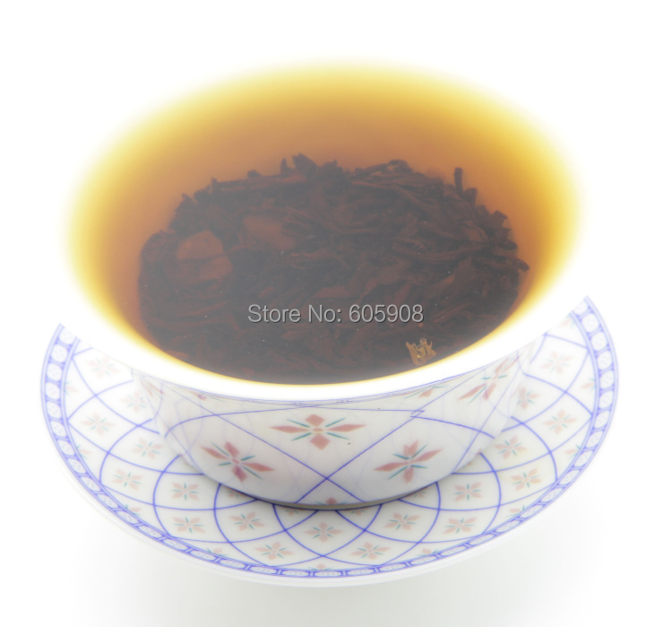 250g Premium Earl Grey Flavoued Loose BlackTea