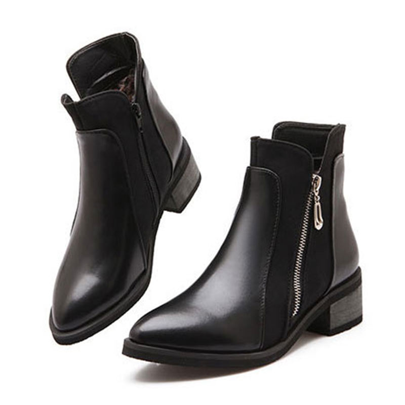 New Daniel Black Nerkle Womens Stretch Ankle Boot