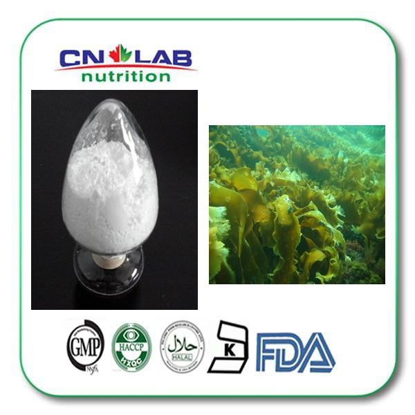 freeshipping 200g/ bag kelp extract fucoidan 85% fucoxanthin extract powder
