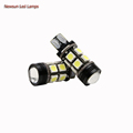 New Arrival T15 W6W 13 Led 5050 SMD High Power Auto Car Reverse Parking Lights Bulb