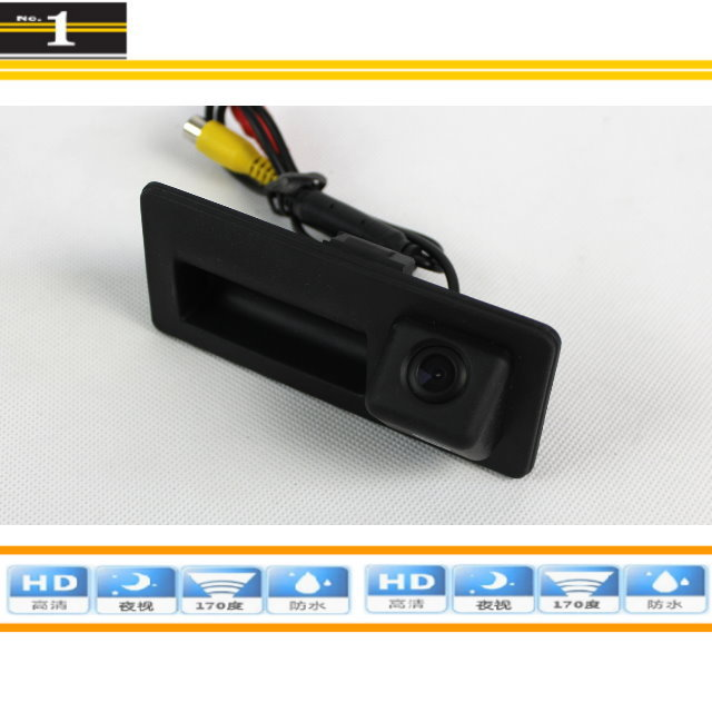 HD CCD Night Vision / Car Rear View Camera / HD Back Up Reverse Camera / For Audi Q3 / Q5 / Q7 / Power Relay(China (Mainland))