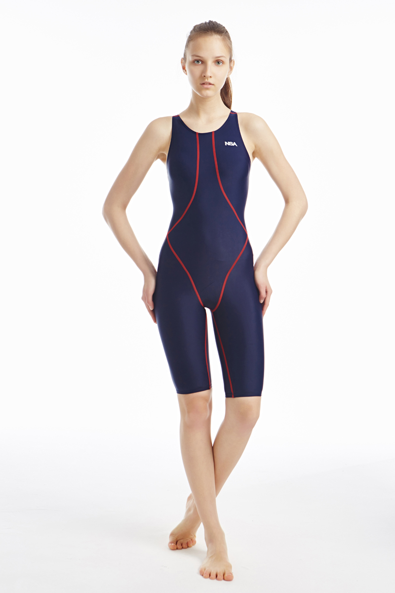 Polyester Swim Training Suit | New Style for 2016-2017