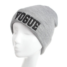 VOGUE Diamond bad hair day knit bonnet winter hat beanies for men women,femme ski skullies,gorros de lana hombre mujer invierno(China (Mainland))