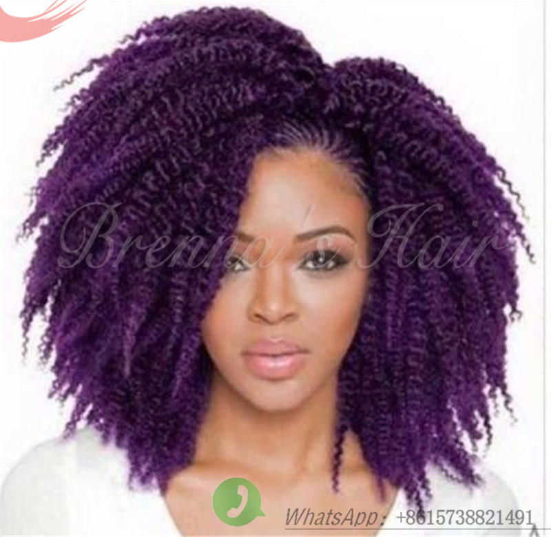 Afro Crochet Hair Styles : ... hair-braiding-Braids-Marley-Synthetic-hair-false-hair-crotchet-hair